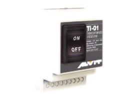 Remote control device serie Ti-01