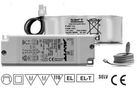 Emergency lighting modules LED Serie ELL