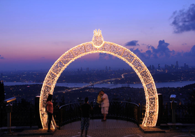 LED ROPE LIGHT 36 - 45 m