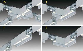 WEGA-MODULE2 LED MODULE Ceiling or Suspended
