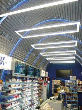 WEGA-FRAME2-DB LED