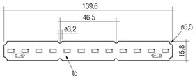 Module LLE G4 16mm 1250lm ADV