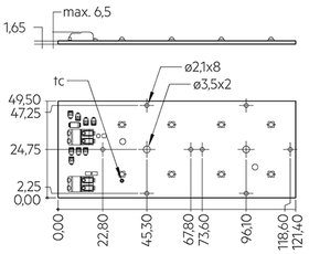Module RLE 2x4 / 2x8 EXC2 OTD