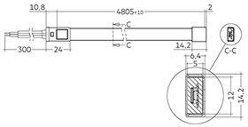 Module LLE FLEX G1 IP67 EXC