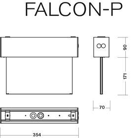 C.FALCON P /-V / FALCON-P /-V